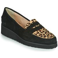Schoenen Dames Mocassins Fericelli NECLAIR Zwart