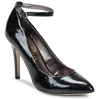 Schoenen Dames pumps Shellys London STAR Zwart / Glitter