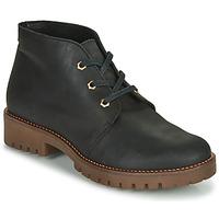 Schoenen Dames Laarzen Casual Attitude NIBELLULE Zwart
