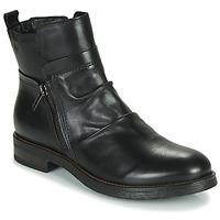Schoenen Dames Laarzen Casual Attitude NERMITE Zwart