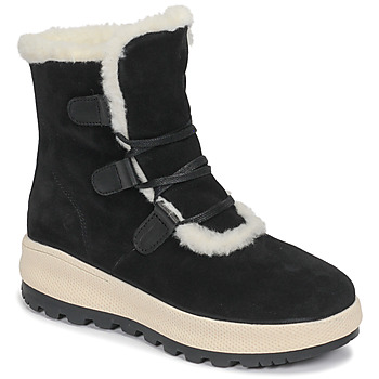 Schoenen Dames Laarzen Casual Attitude NAREIGNE Zwart