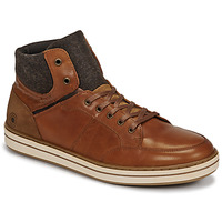 Schoenen Heren Hoge sneakers Casual Attitude NOURDON Camel