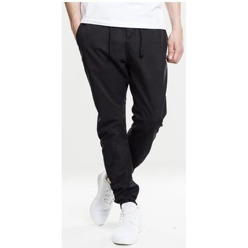 Textiel Heren Trainingsbroeken Urban Classics Stretch Joggingbroek Artikel Nr.: Tb1795 Urba Zwart