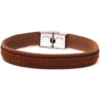 Horloges & Sieraden Armbanden Montevita 66360 LEATHER