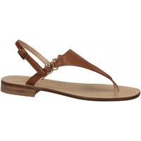 Schoenen Dames Sandalen / Open schoenen Paolo Ferrara CUOIO NATURALE cuoio
