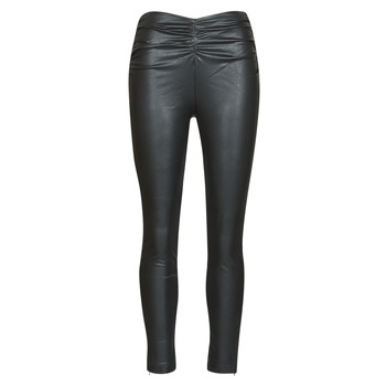 Textiel Dames Leggings Guess FAJR LEGGING Zwart