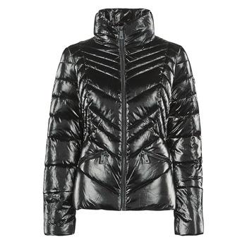 Textiel Dames Dons gevoerde jassen Guess TAMMIE Zwart