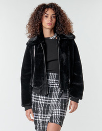 Textiel Dames Wind jackets Guess MIRIAM Zwart