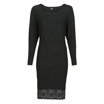 Textiel Dames Korte jurken Guess CELINE Zwart
