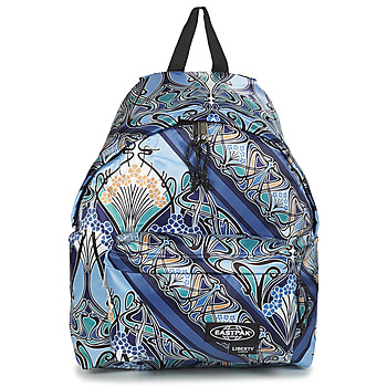 Tassen Dames Rugzakken Eastpak PADDED PAK'R 24L Blauw / Multi-colour