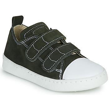 Schoenen Jongens Lage sneakers Citrouille et Compagnie NADIR Kaki