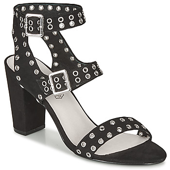 Schoenen Dames Sandalen / Open schoenen Les Petites Bombes GLAILEUL Zwart