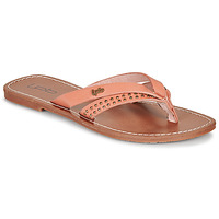 Schoenen Dames Sandalen / Open schoenen Les Petites Bombes PETRA Roze