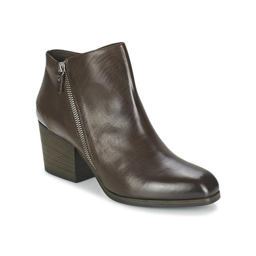 Schoenen Dames Low boots Vic ASSINOU Bruin