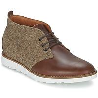 Schoenen Heren Laarzen Wesc DESERT BOOT Bruin