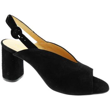Schoenen Dames Sandalen / Open schoenen Soffice Sogno SOSO20150ne nero