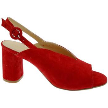 Schoenen Dames Sandalen / Open schoenen Soffice Sogno SOSO20150ro rosso