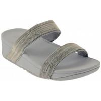 Schoenen Dames Leren slippers FitFlop  Multicolour