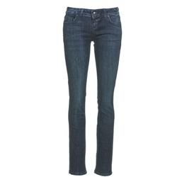Textiel Dames Straight jeans LTB ASPEN Blauw / Donker