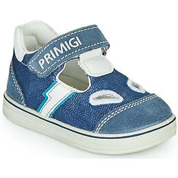 Schoenen Jongens Sandalen / Open schoenen Primigi  Denim