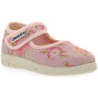 Schoenen Meisjes Sandalen / Open schoenen Emanuela ROSA SANDALO Rosa
