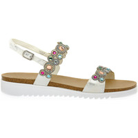 Schoenen Dames Leren slippers Grunland MULTICOLOR 70DOCE Multicolore