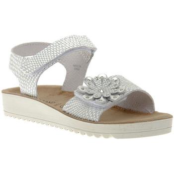 Schoenen Meisjes Sandalen / Open schoenen Grunland BIANCO 70GRIS Rosa