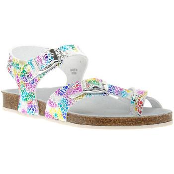 Schoenen Meisjes Sandalen / Open schoenen Grunland MULTI 70DEHA Multicolore