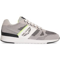 Schoenen Heren Sneakers Pme Legend Dornierer Light Grey Grijs