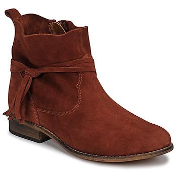 Schoenen Dames Laarzen Betty London NENESS Bruin