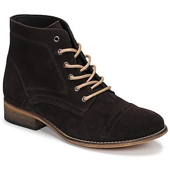 Schoenen Dames Laarzen Betty London FOLIANE Bruin
