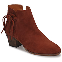 Schoenen Dames Enkellaarzen Betty London HEIDI Rood