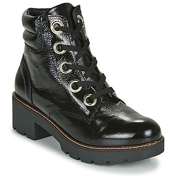Schoenen Dames Laarzen Betty London NAULINE Zwart