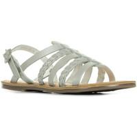 Schoenen Meisjes Sandalen / Open schoenen Kickers Distrez Grijs