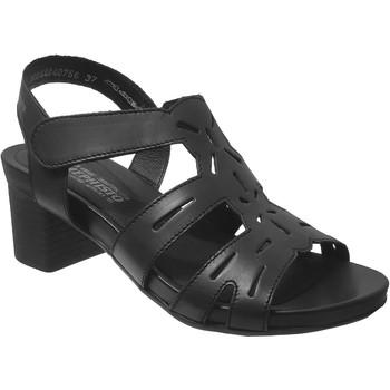 Schoenen Dames Sandalen / Open schoenen Mephisto Blanca Zwart leer