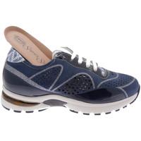 Schoenen Dames Wandelschoenen Calzaturificio Loren LOA1076bl blu