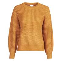 Textiel Dames Truien Vila VISUBA Oranje