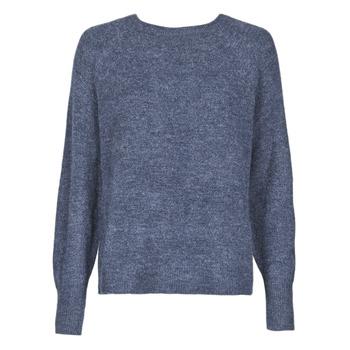 Textiel Dames Truien Vila VIESHA Blauw