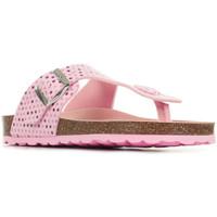 Schoenen Meisjes Teenslippers Kickers Summeriza Roze