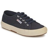 Schoenen Lage sneakers Superga 2750 CLASSIC Marine