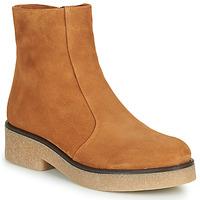 Schoenen Dames Laarzen Chie Mihara YETI Camel