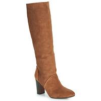 Schoenen Dames Hoge laarzen Chie Mihara ELEANA Bruin