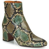 Schoenen Dames Enkellaarzen Chie Mihara NERINA Reptile