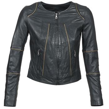 Textiel Dames Leren jas / kunstleren jas Kookaï VIDITE Zwart