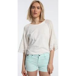 Textiel Dames Korte broeken / Bermuda's Lois Coty Short Master 572 bleu anis 206532506 Blauw