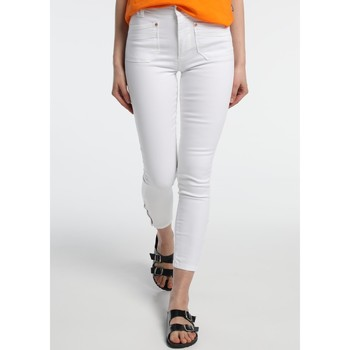 Textiel Dames Skinny jeans Lois Jean  Blanc Slim 206992041/501 Wit