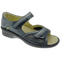 Schoenen Dames Sandalen / Open schoenen Calzaturificio Loren LOM2834bl blu