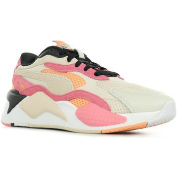 Schoenen Dames Lage sneakers Puma Rs-X3 Mesh Pop Wn's Beige