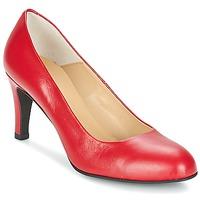 Schoenen Dames pumps Perlato JULIANO Rood