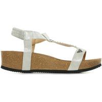 Schoenen Dames Sandalen / Open schoenen Les Petites Bombes Rosalie Zilver